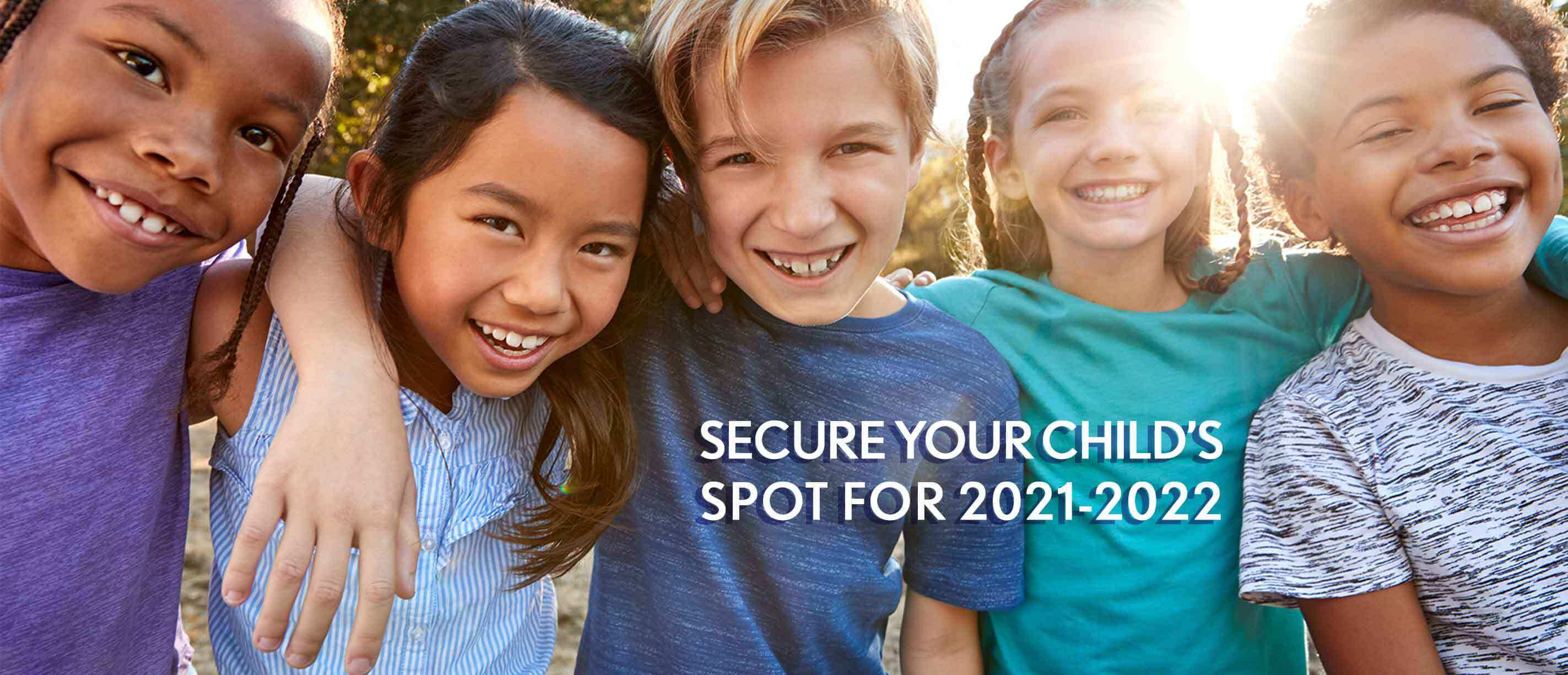 Secure Your Childs Spot