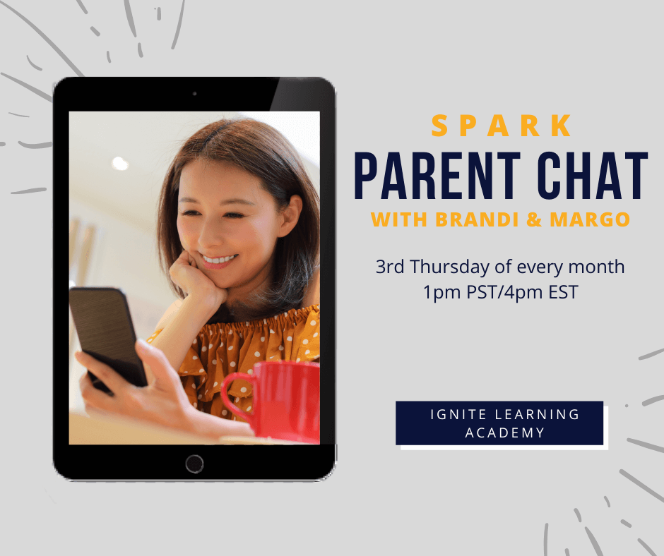 Spark Gifted Parent Chats